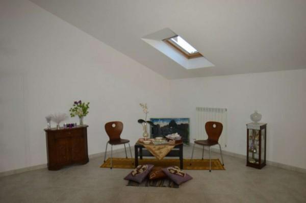 Appartamento in vendita a Orbassano, Arredato, con giardino, 140 mq - Foto 16
