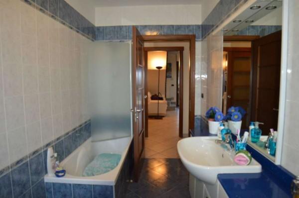 Appartamento in vendita a Orbassano, Arredato, con giardino, 140 mq - Foto 15