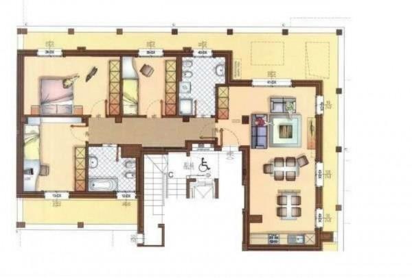 Appartamento in affitto a Corbetta, Residenziali, Con giardino, 120 mq - Foto 2