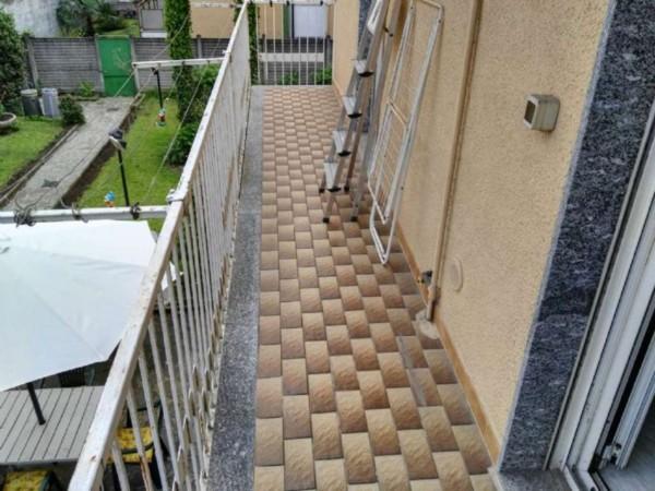 Appartamento in affitto a Magenta, Centro, Arredato, con giardino, 70 mq - Foto 3