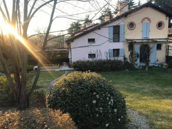 Villa in vendita a Bologna, Con giardino, 200 mq - Foto 1