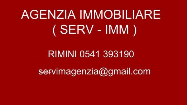 Appartamento in vendita a Rimini, Via Covignano-palacongressi-anagrafe, Con giardino, 200 mq - Foto 5