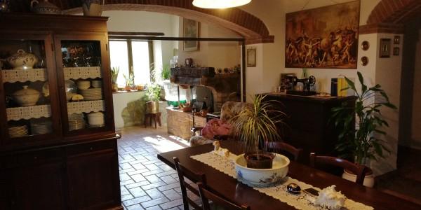 Locale Commerciale  in vendita a Castel San Niccolò, Campagna Panoramica, Con giardino, 350 mq - Foto 7