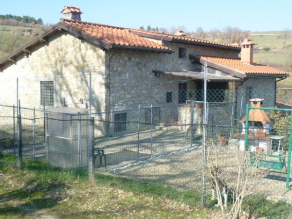 Locale Commerciale  in vendita a Castel San Niccolò, Campagna Panoramica, Con giardino, 350 mq - Foto 10