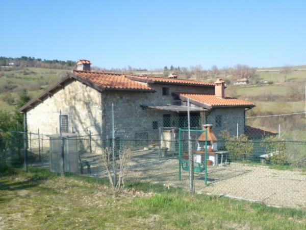 Locale Commerciale  in vendita a Castel San Niccolò, Campagna Panoramica, Con giardino, 350 mq - Foto 5