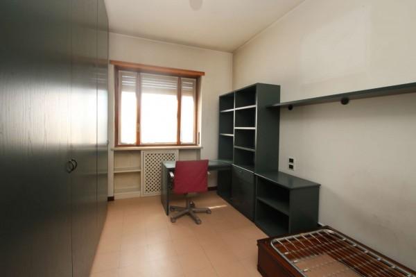 Appartamento in vendita a Torino, Rebaudengo, 120 mq - Foto 5