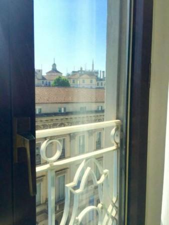 Appartamento in affitto a Milano, Manzoni - Qudrilatero - Scala, 150 mq - Foto 21