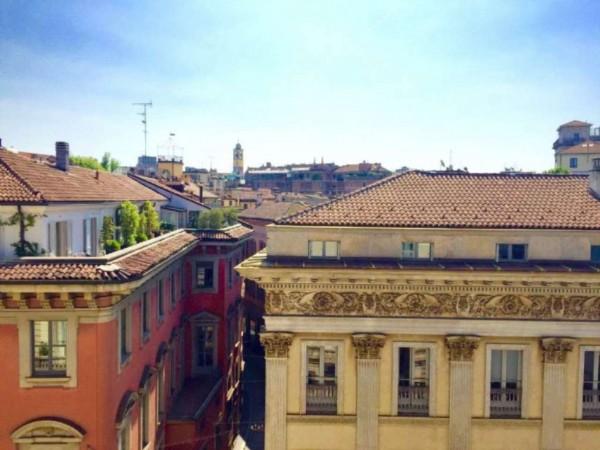 Appartamento in affitto a Milano, Manzoni - Qudrilatero - Scala, 150 mq - Foto 23