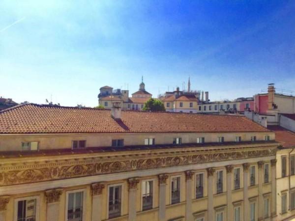 Appartamento in affitto a Milano, Manzoni - Qudrilatero - Scala, 150 mq