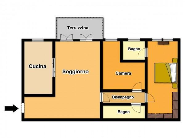 Appartamento in vendita a Brescia, 100 mq - Foto 2
