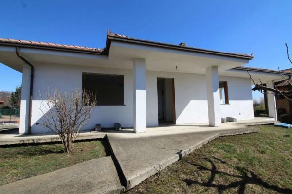 Villa in vendita a Givoletto, Con giardino, 215 mq