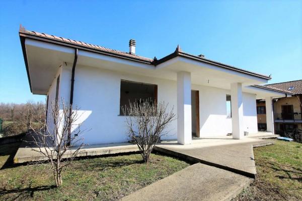 Villa in vendita a Givoletto, Con giardino, 215 mq - Foto 12