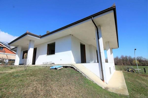 Villa in vendita a Givoletto, Con giardino, 215 mq - Foto 10