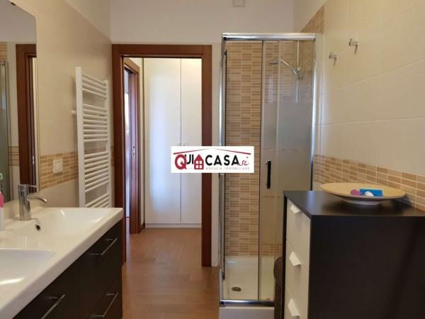 Appartamento in affitto a Nova Milanese, Via Diaz, Con giardino, 65 mq - Foto 10