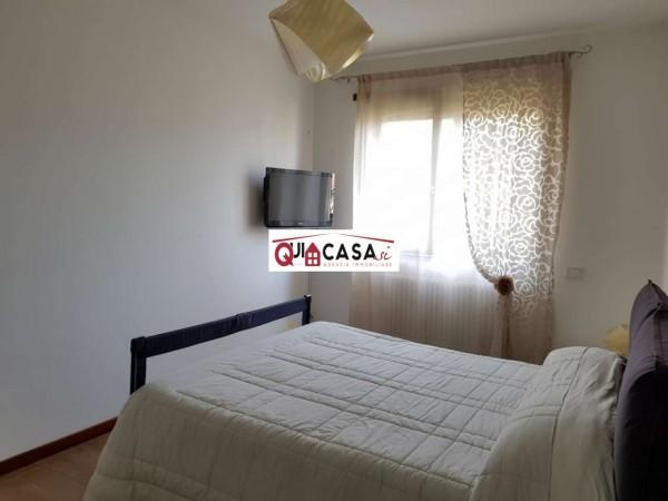 Appartamento in affitto a Nova Milanese, Via Diaz, Con giardino, 65 mq - Foto 8
