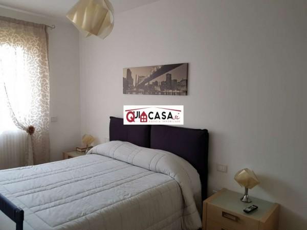 Appartamento in affitto a Nova Milanese, Via Diaz, Con giardino, 65 mq - Foto 9