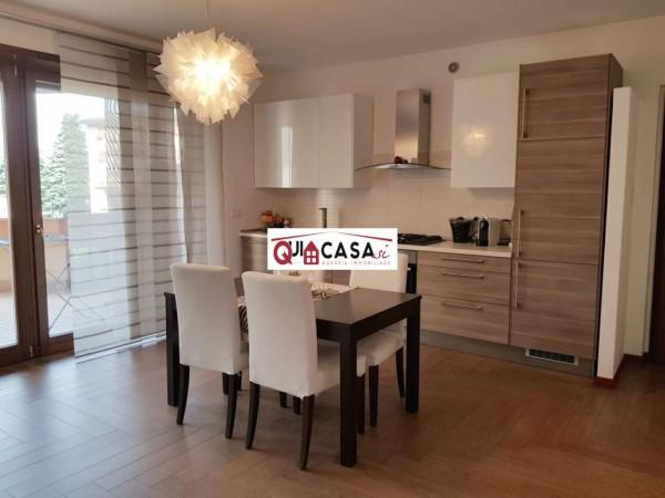 Appartamento in affitto a Nova Milanese, Via Diaz, Con giardino, 65 mq - Foto 16