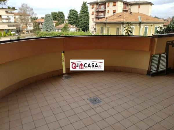 Appartamento in affitto a Nova Milanese, Via Diaz, Con giardino, 65 mq - Foto 12