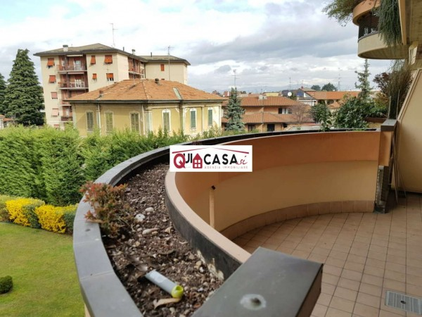 Appartamento in affitto a Nova Milanese, Via Diaz, Con giardino, 65 mq - Foto 5