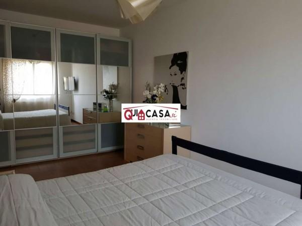 Appartamento in affitto a Nova Milanese, Via Diaz, Con giardino, 65 mq - Foto 7