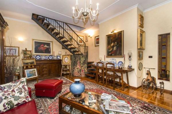 Appartamento in vendita a Torino, Corso Peschiera, 150 mq