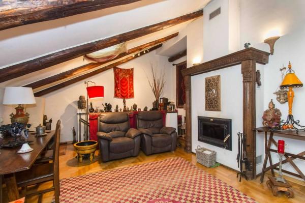 Appartamento in vendita a Torino, Corso Peschiera, 150 mq - Foto 18