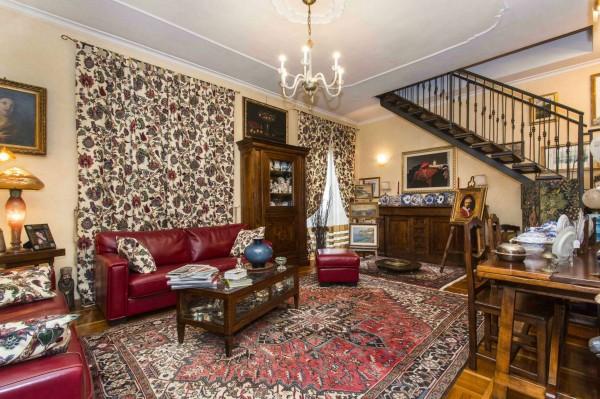 Appartamento in vendita a Torino, Corso Peschiera, 150 mq - Foto 1