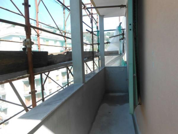 Appartamento in affitto a Genova, Adiacenze Monoblocco, Arredato, 63 mq - Foto 7