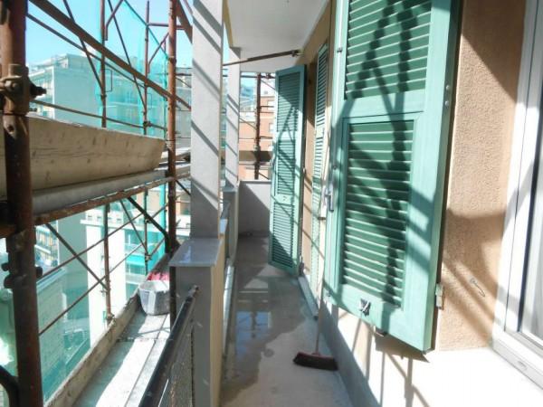 Appartamento in affitto a Genova, Adiacenze Monoblocco, Arredato, 63 mq - Foto 11