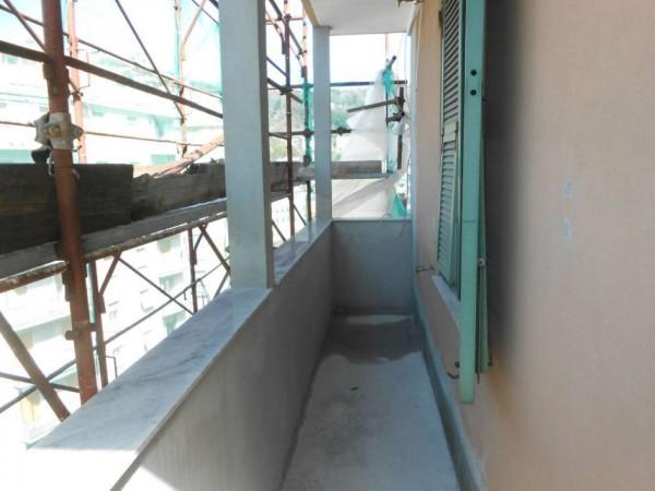Appartamento in affitto a Genova, Adiacenze Monoblocco, Arredato, 63 mq - Foto 10