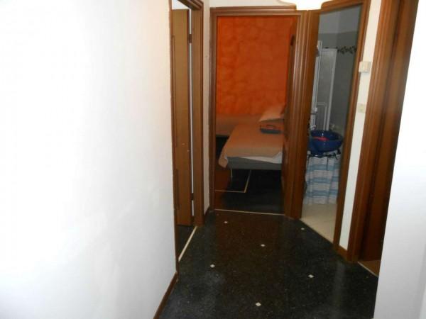Appartamento in affitto a Genova, Adiacenze Monoblocco, Arredato, 63 mq - Foto 44
