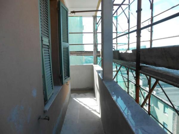 Appartamento in affitto a Genova, Adiacenze Monoblocco, Arredato, 63 mq - Foto 39