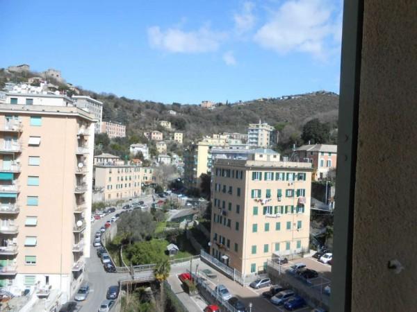 Appartamento in affitto a Genova, Adiacenze Monoblocco, Arredato, 63 mq - Foto 2