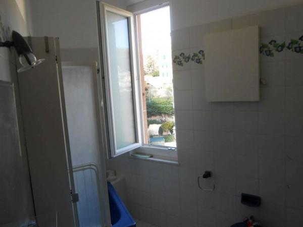 Appartamento in affitto a Genova, Adiacenze Monoblocco, Arredato, 63 mq - Foto 12