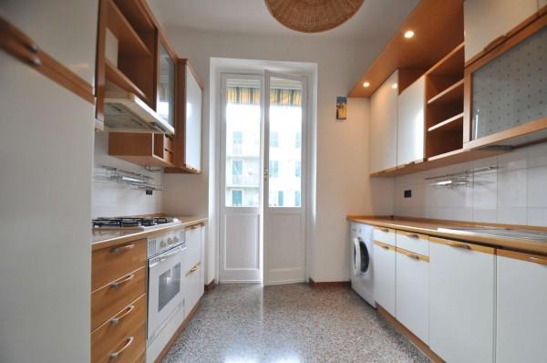 Appartamento in affitto a Genova, Sestri Ponente, Con giardino, 70 mq