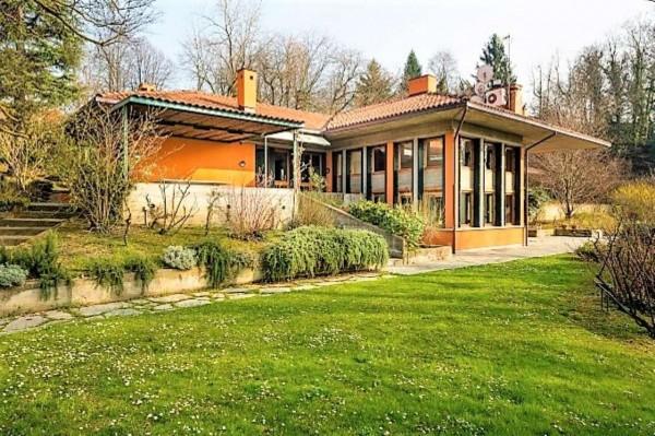 Villa in vendita a Torino, 500 mq