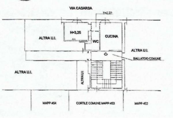 Appartamento in vendita a Milano, Con giardino, 45 mq - Foto 2