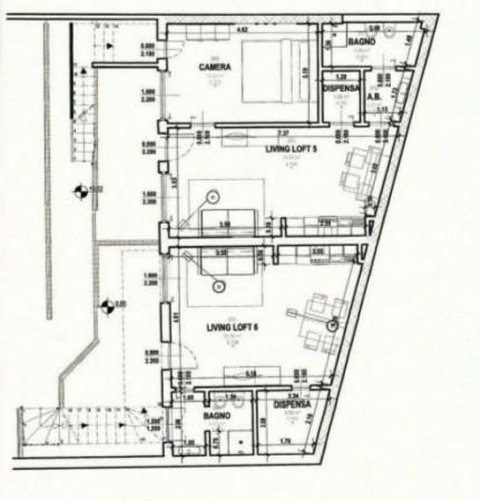 Appartamento in vendita a Milano, Niguarda, Con giardino, 46 mq - Foto 2