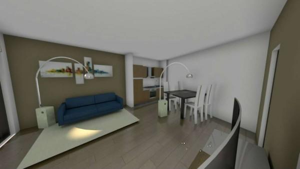 Appartamento in vendita a Milano, Niguarda, Con giardino, 46 mq - Foto 6