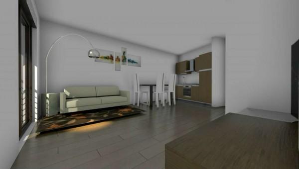 Appartamento in vendita a Milano, Niguarda, Con giardino, 46 mq - Foto 4