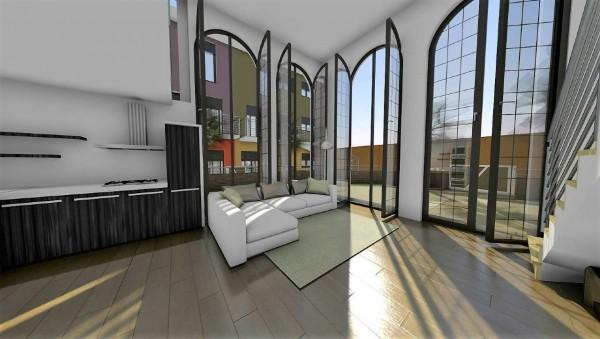 Appartamento in vendita a Milano, Niguarda, Con giardino, 46 mq - Foto 3