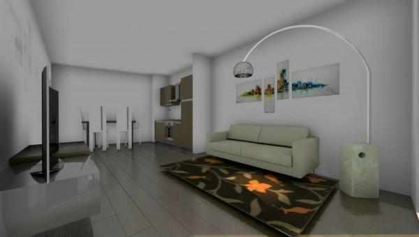 Appartamento in vendita a Milano, Niguarda, Con giardino, 46 mq - Foto 7