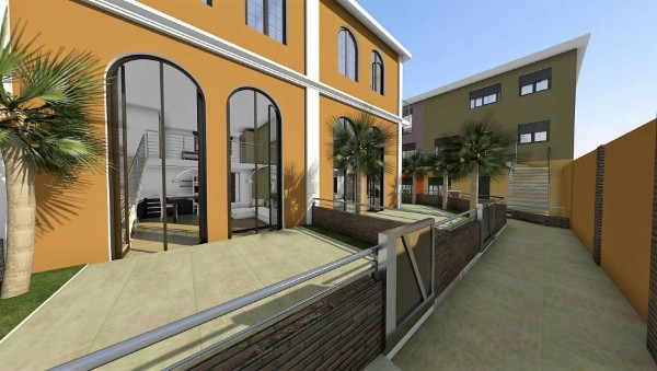 Appartamento in vendita a Milano, Niguarda, Con giardino, 46 mq