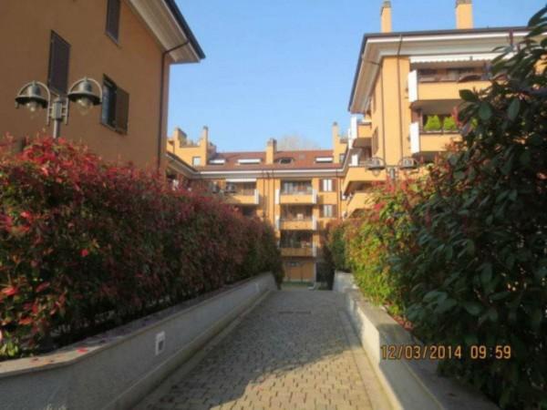 Appartamento in vendita a Peschiera Borromeo, San Bovio, Con giardino, 51 mq - Foto 7