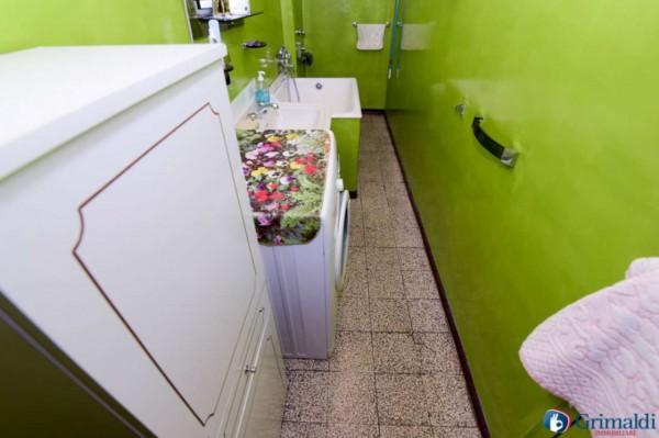 Appartamento in vendita a Milano, M5 San Siro Stadio, Con giardino, 100 mq - Foto 9