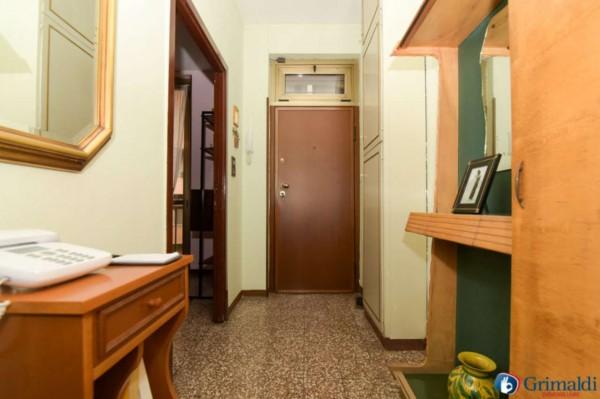 Appartamento in vendita a Milano, M5 San Siro Stadio, Con giardino, 100 mq - Foto 8