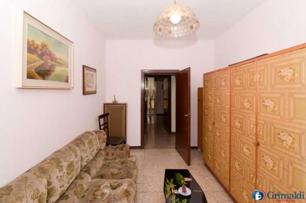 Appartamento in vendita a Milano, M5 San Siro Stadio, Con giardino, 100 mq - Foto 18