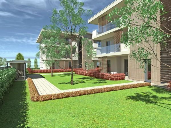 Appartamento in vendita a Cassano d'Adda, Civico9 Greenlife, Con giardino, 93 mq - Foto 14