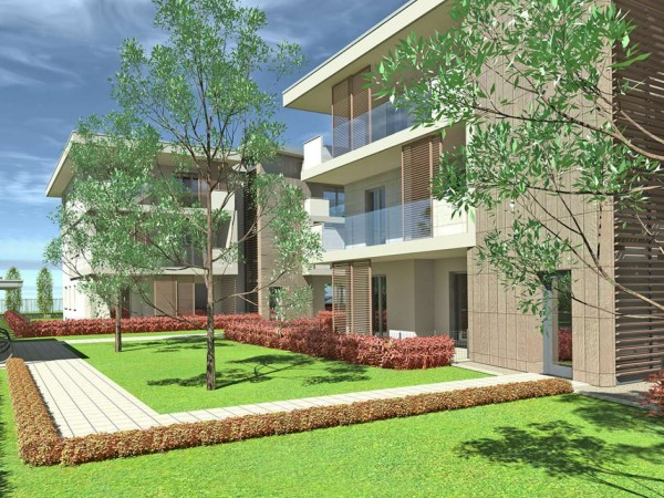 Appartamento in vendita a Cassano d'Adda, Civico9 Greenlife, Con giardino, 85 mq - Foto 13