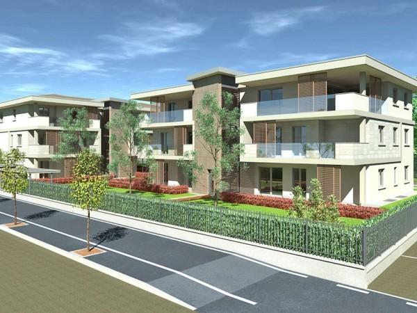 Appartamento in vendita a Cassano d'Adda, Civico9 Greenlife, Con giardino, 85 mq - Foto 15